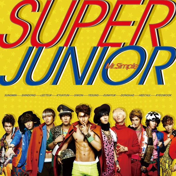super junior mr simple japanese version mp3